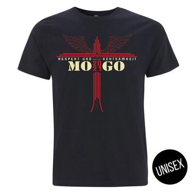 MOGO-Shirt navy (unisex)