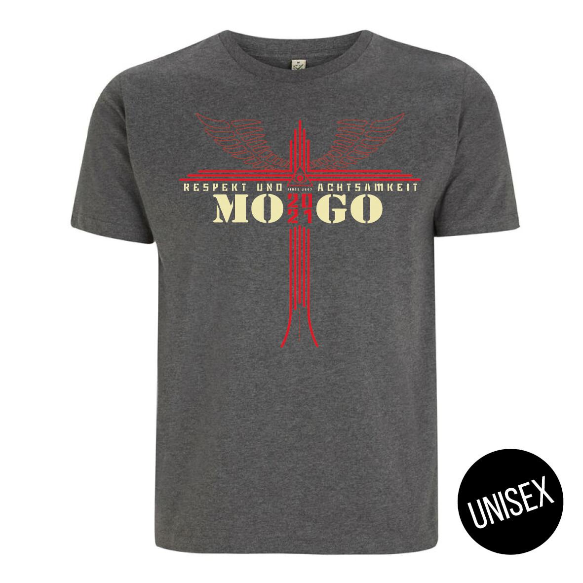 MOGO-Shirt Dark Heather (unisex)