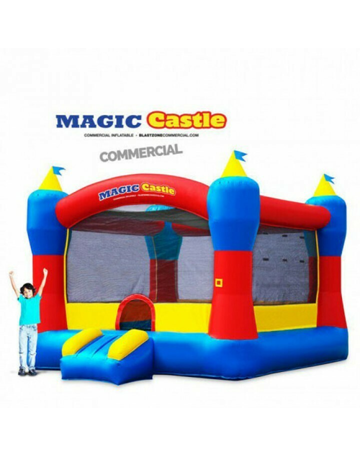 Magic Castle 15 Commercial Inflatable Bouncer