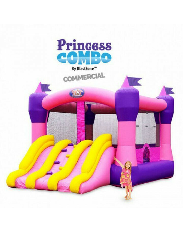 Princess Combo 15 Commercial Inflatable