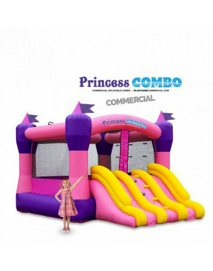 Princess Combo 13 Commercial Inflatable