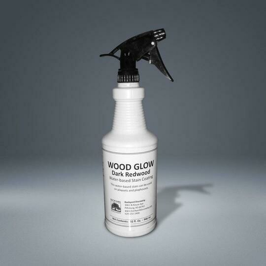 Wood Glow Stain
