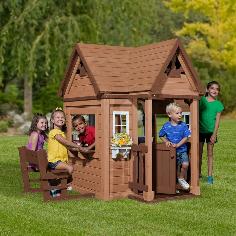 Pembrook Wooden Playhouse