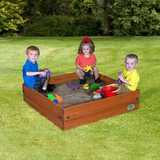 Wooden Sand Box