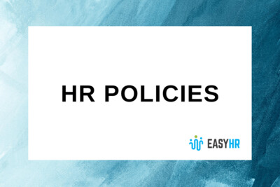 Relations with Employees, Clients and Other External Parties Policy