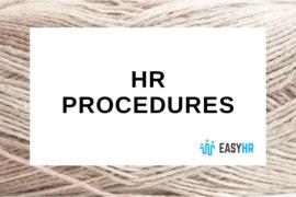 Incapacity Counselling (Poor Work Performance)Procedure
