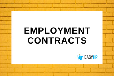 Fixed Term Contract of Employment