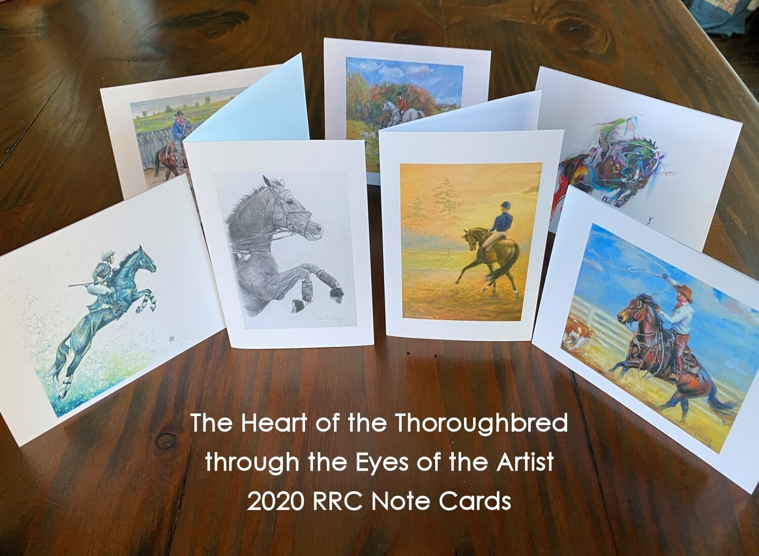 Note Cards - Pack of 16