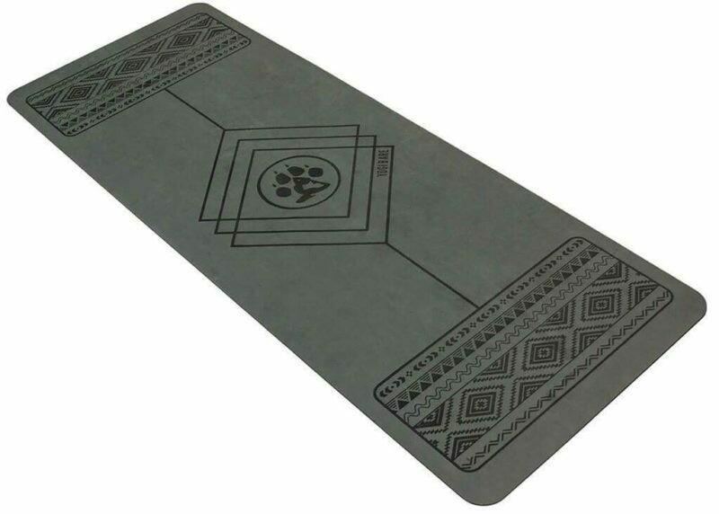 Yogi Bare Paws Mat (Black)