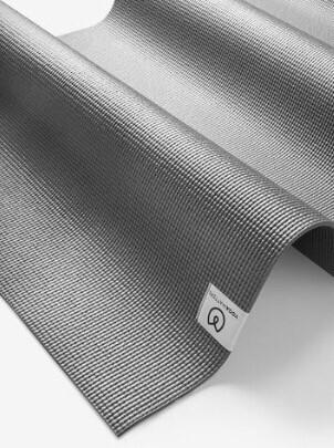 Grey Yoga Matters Sticky Mat