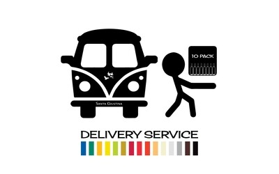 DELIVERY SERVICE 10-PACK