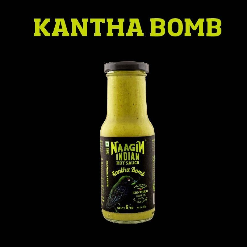 Kantha Bomb - Medium Spicy 230gms