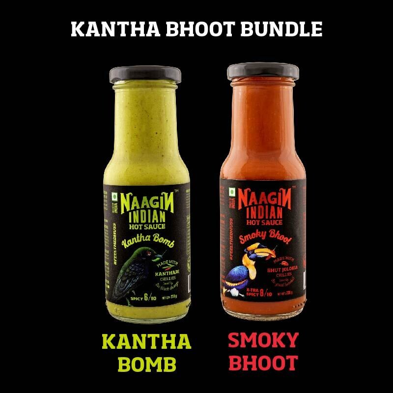 Kantha Bhoot Bundle - ARE YOU BAD ASS ?
