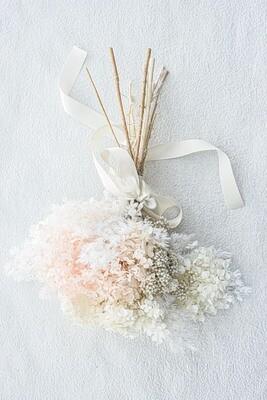 The Ava - Micro bridal set package - Brides bouquet & buttonhole