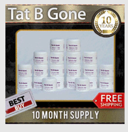 Tat B Gone 10 Month Supply - BEST BUY! FREE S/H