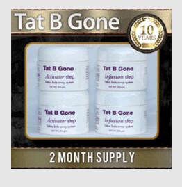 Tat B Gone 2 Month Supply - Free Shipping