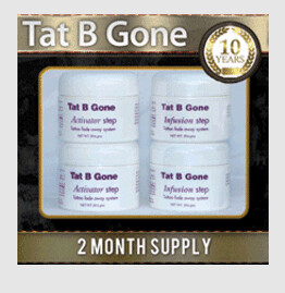 Tat B Gone 2 Month Supply - Free Shipping