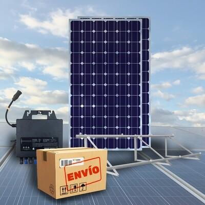 Sistema POWEN BASIC de paneles solares de 405W