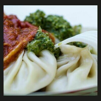 Momos For the King & Queen