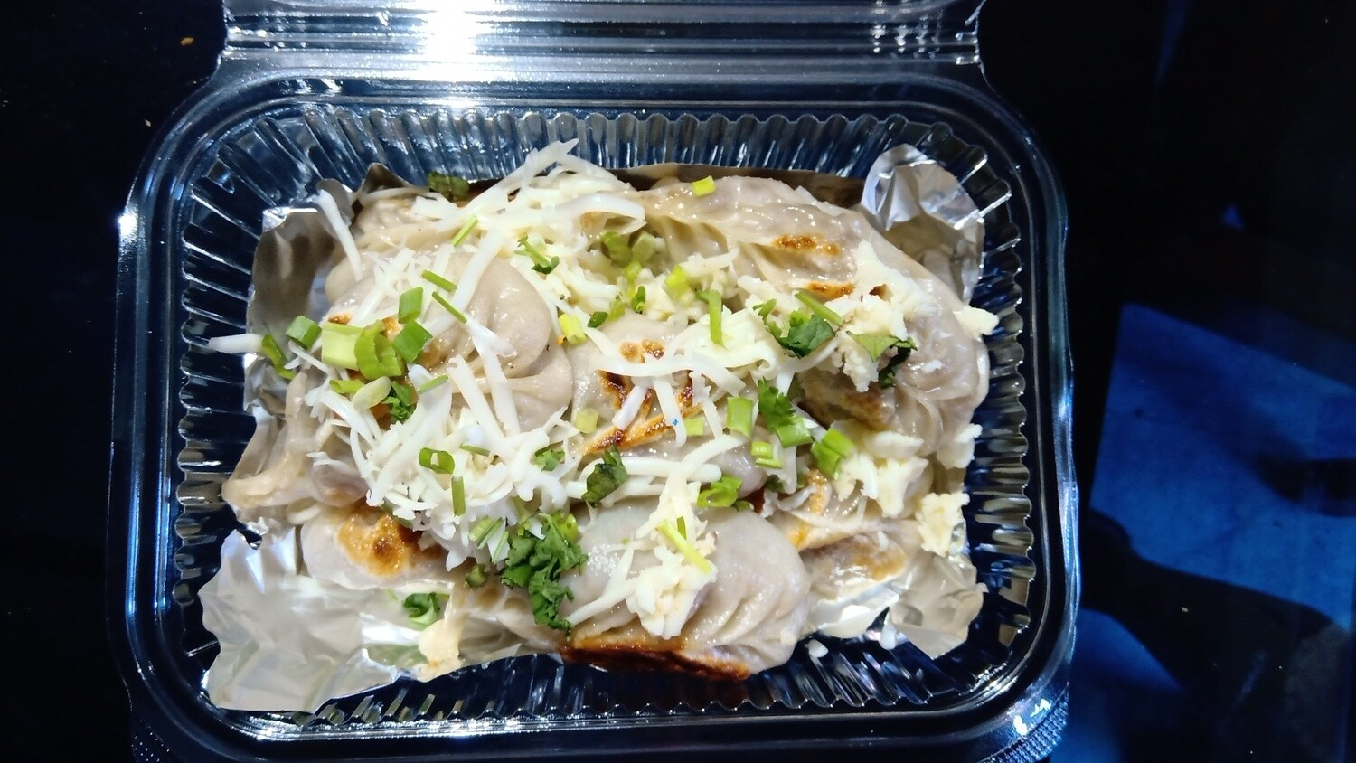 Chicken Cheese Momo