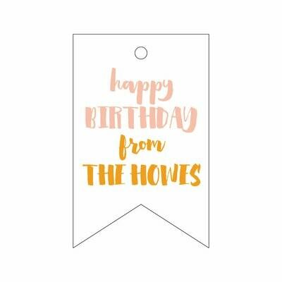 Happy Birthday Thick