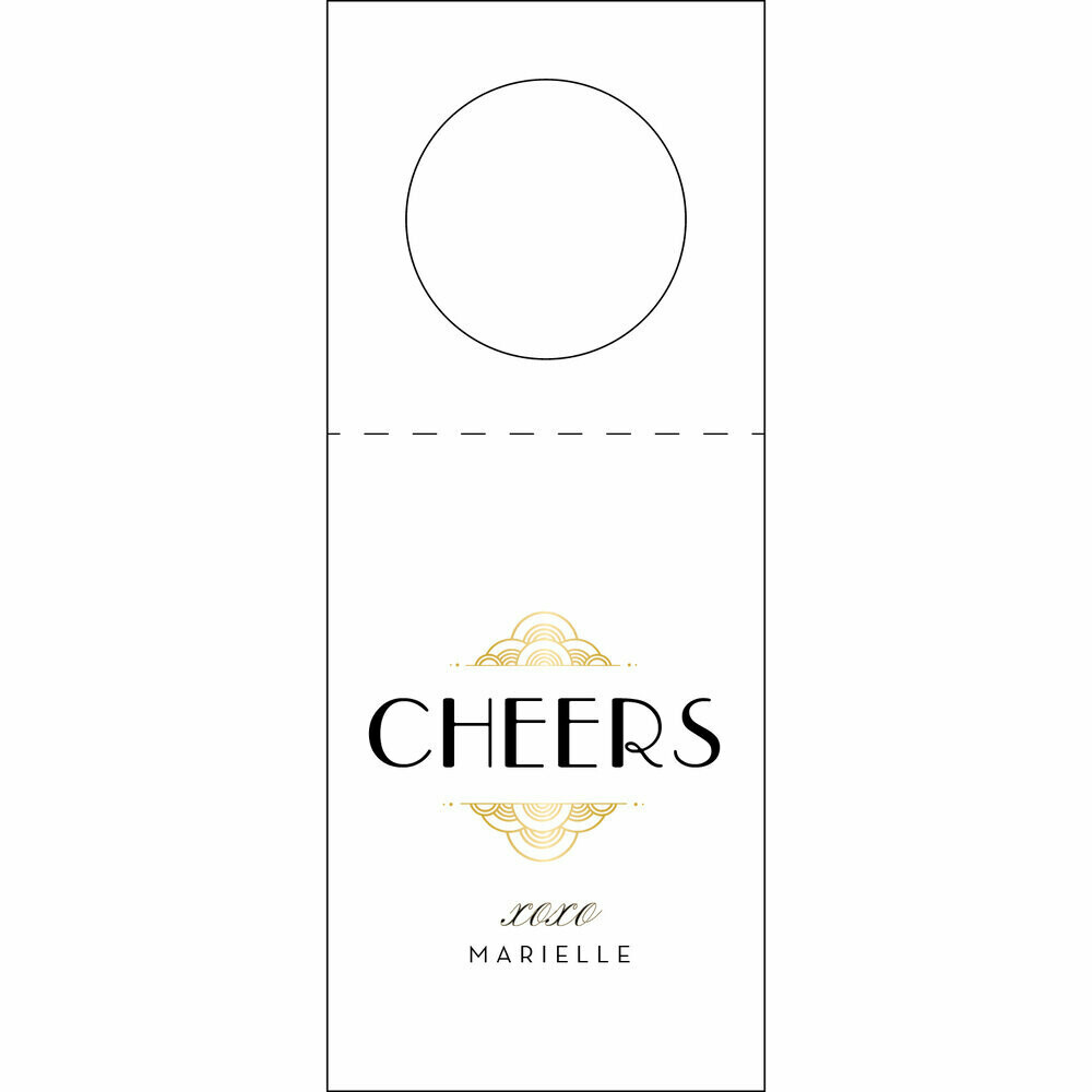 Deco Cheers