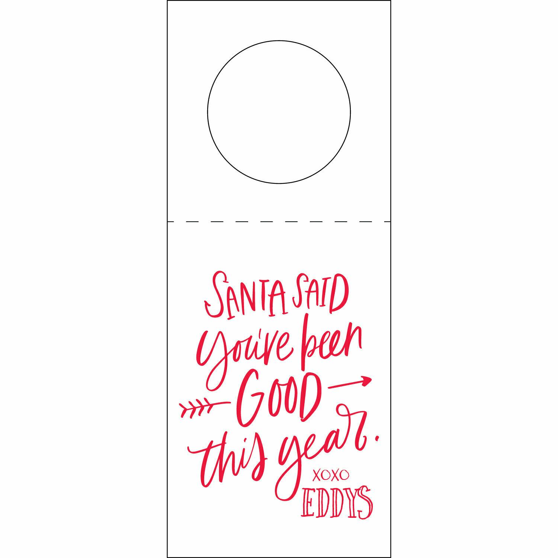 Santa Said