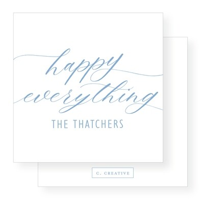 Happy Everything Script