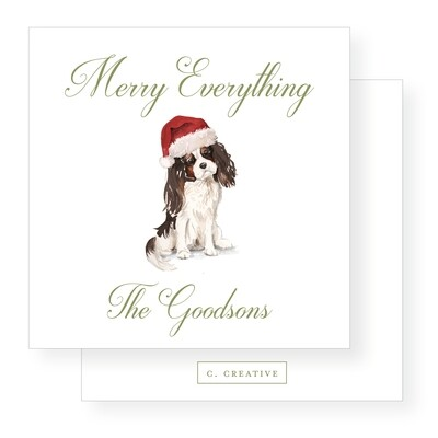 Merry Everything Dog