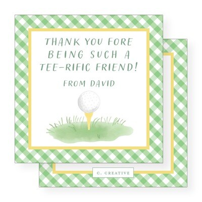 Tee-Rific