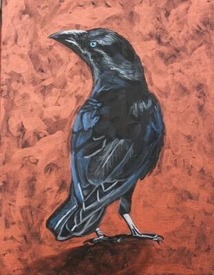 Raven Study, No. 1