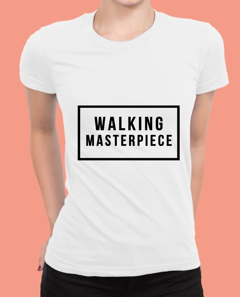 Walking Masterpiece T-shirt