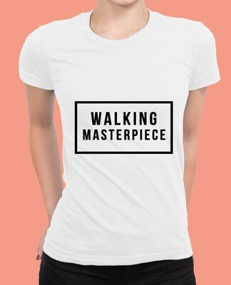 Walking Masterpiece T-shirt