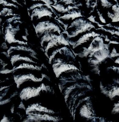 Luxury Faux Fur Printed Blankets
