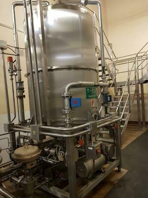 Pasilac AVS Water Deaerator