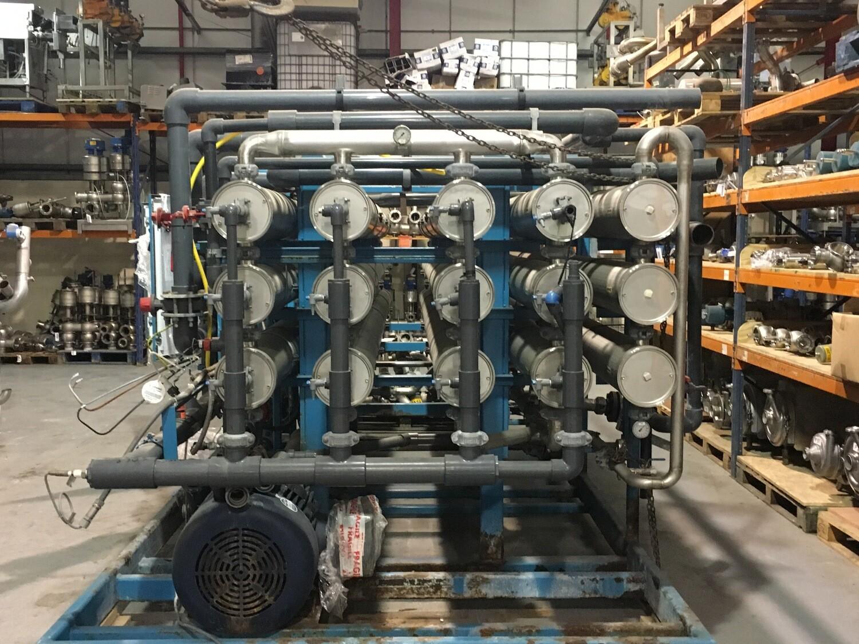 GE Osmonics Reverse Osmosis Unit Model RO PRO-200-RO/NF