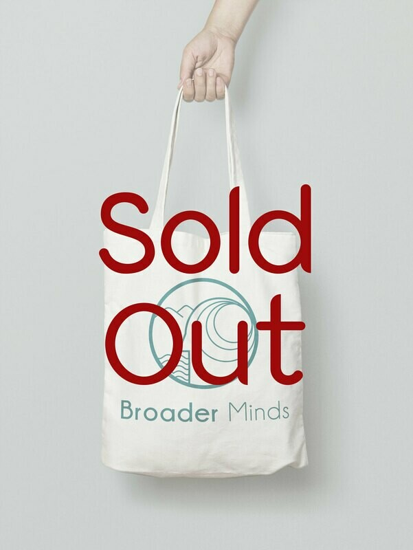 Broader Minds Tote Bag