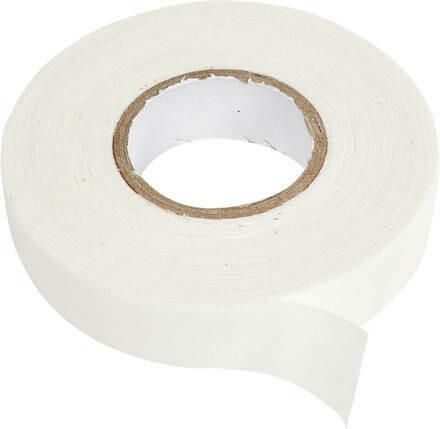 Toile blanche