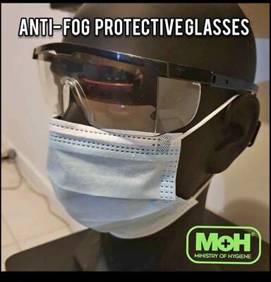 Anti Fog Protection Glasses