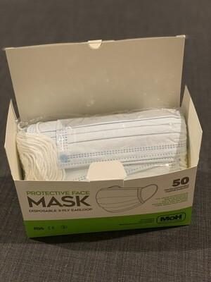 3ply Disposable Mask (50pcs)