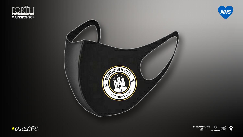 ECFC Branded Face Mask