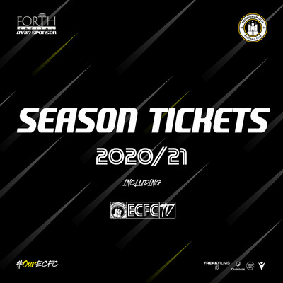 Season Ticket 2020/21 including LIVE streaming