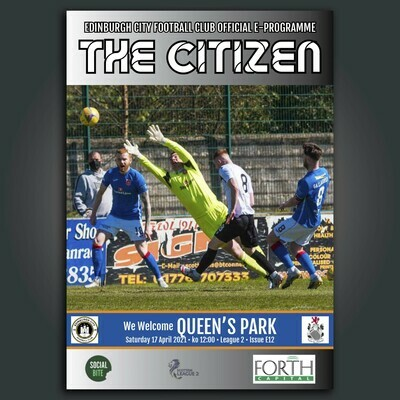 Queen's Park | League 2 | Sat 17 April 2021