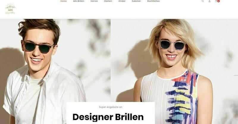 Amazon Affiliate Shop Sonnenbrillen + Zubehör Shop mit 751 Artikel online
