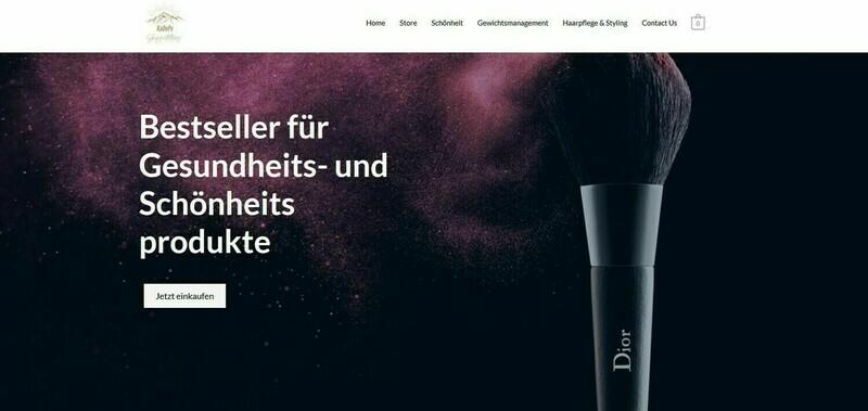 Amazon Affiliate Shop Webshop über Gesundheit & Schönheit - 314 Produkte