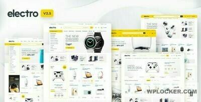 Electro v2.5.8 - Electronics Store WooCommerce Theme
