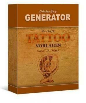Tattoo Nischen Shop Generator mit PLR-Lizenz