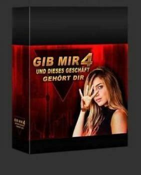 Gib mir 4   4 PLR Produkte (Private Label) + Easy Verkaufswebseiten Generator (Software)