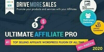 ULTIMATE AFFILIATE PRO – WORDPRESS PLUGIN VERSION 6.2