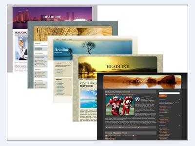500 exclusive Wordpress Themen